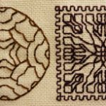 connie gee designs backstitch sal