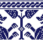 weavers tapestry cross stitch pattern mystery sal