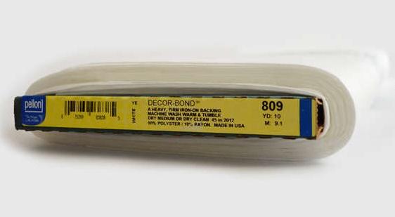 Pellon 809 Decor Bond Fusible Ilizer