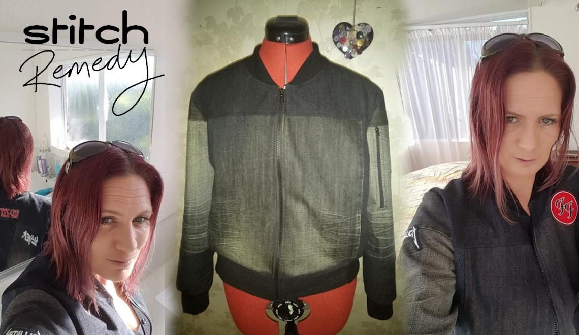 Charlottes jacket - stitchremedycom