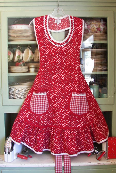Aunt Rosie Old Fashioned Apron