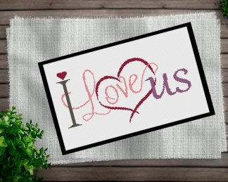 I-Love-Us-Color-valentines day cross stitch pattern
