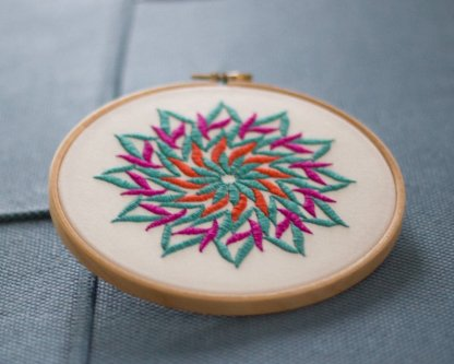 waves mandala modern embroidery pattern (2)