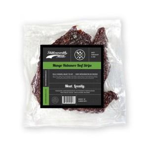 Mango Habanero Beef Strips 4oz