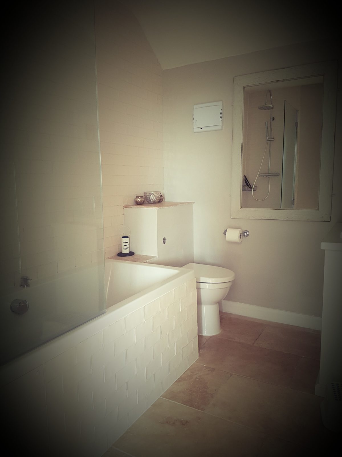 Bathroom And Shower Refit St Ives Cornwall