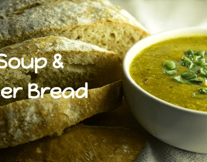 Soup and Beer Bread - Online Kitchen