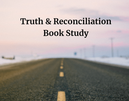 Indigenous Truth & Reconciliation Online Book Study