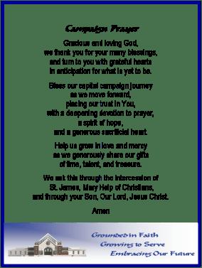 Prayer for web