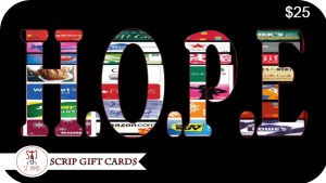 HOPE GIFT CARD LOGO