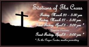 Stations for calendar