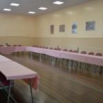 hall formal dinner