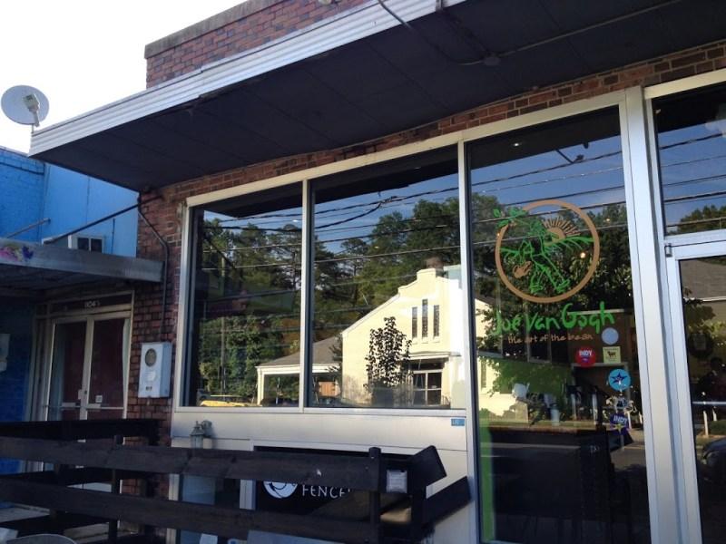 Joe Van Gogh Coffee, Durham NC