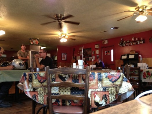 The Rusty Fork in Elkhorn City, KY