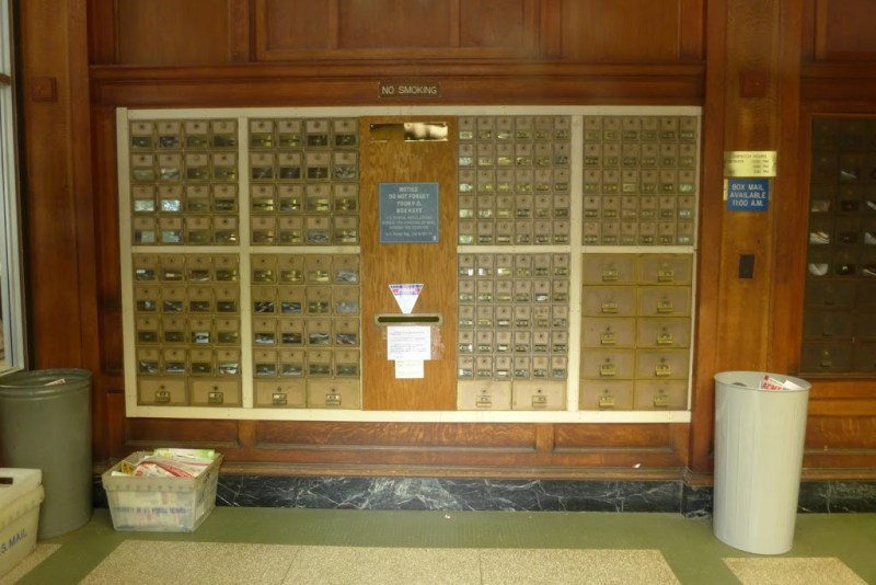Lewes Post Office