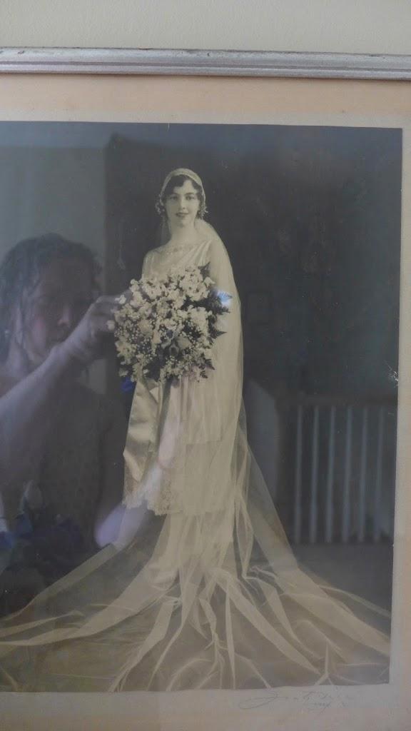 Grandmother Martha Hopkinson Tyler
