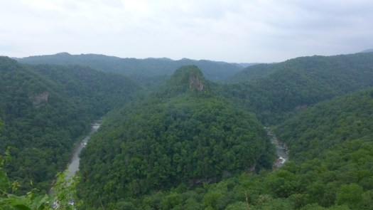 Breaks Interstate Park - the Grand Canyon of the East
