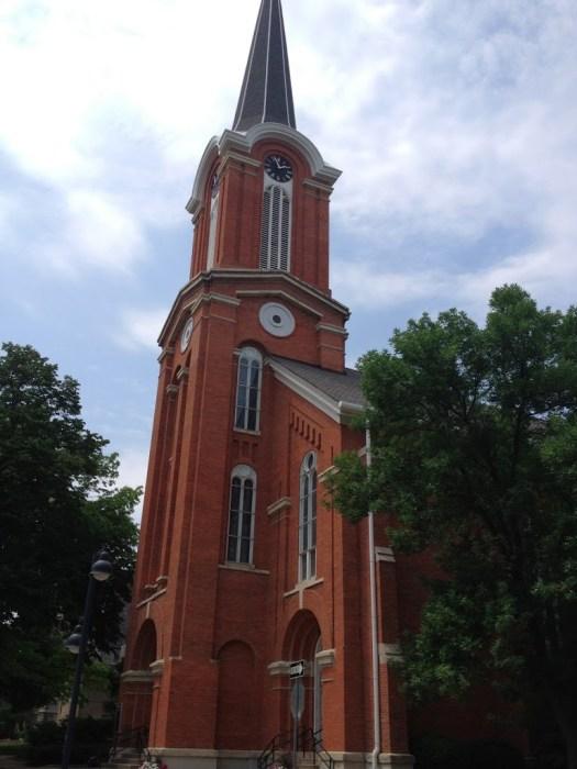 St Mary's Church, Iowa City