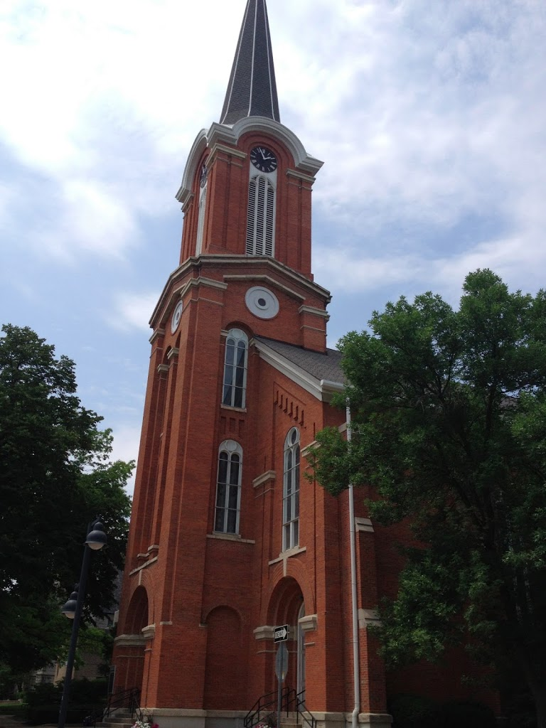 St Mary's Church, Iowa City