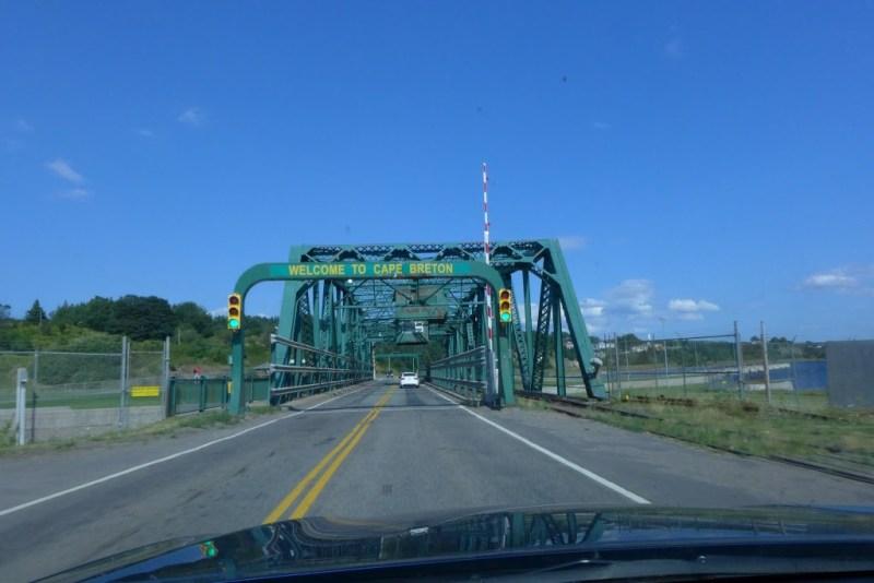 Canso Causeway, Nova Scotia