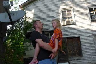 Robert & daughter