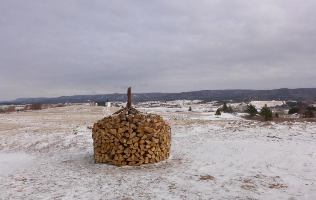 Winter retreat project 1 – holz hausen