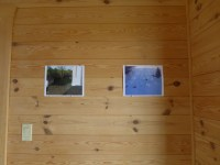 "Open Studio - space 6, photographs from ""pictures from home"" series"