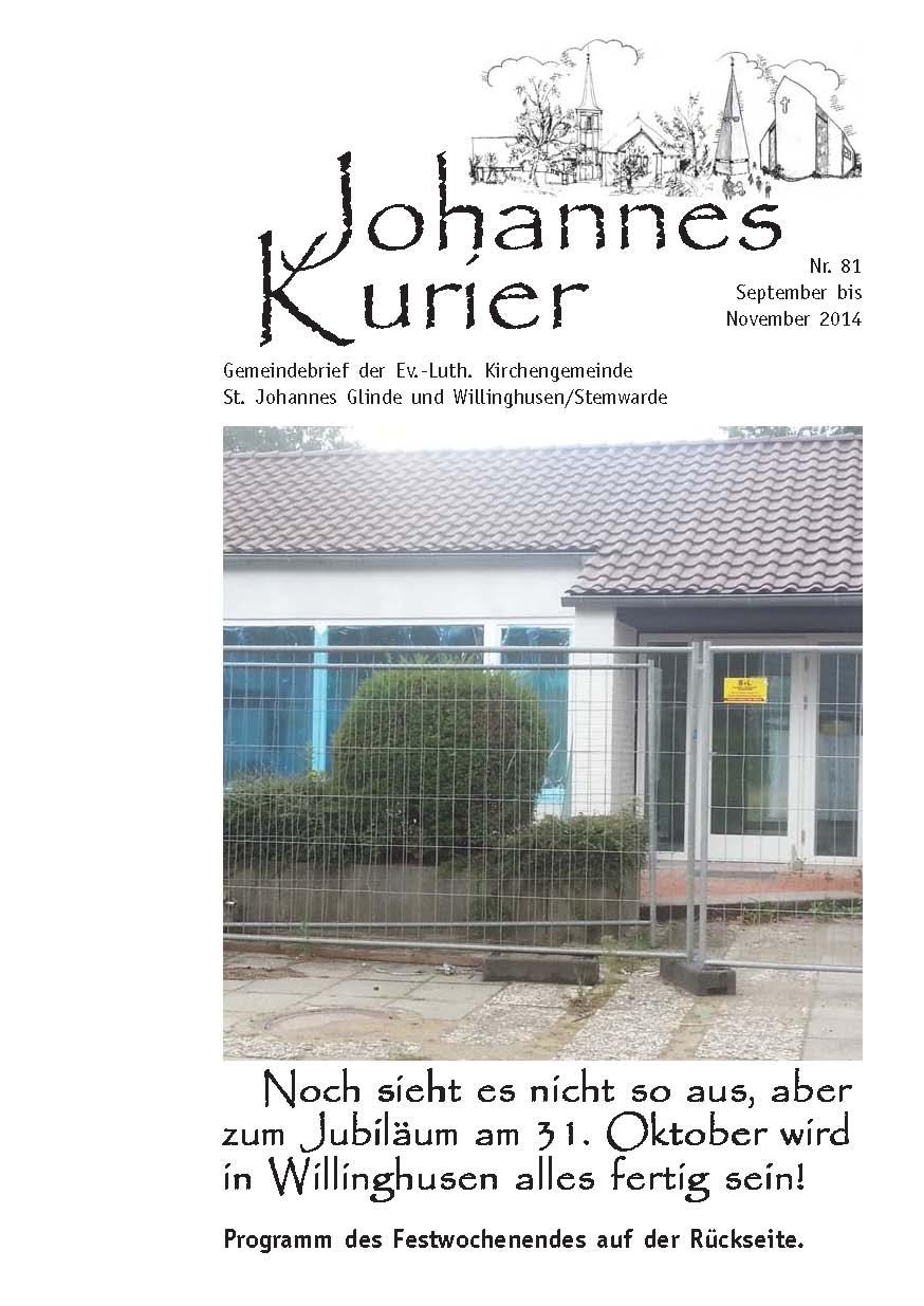 JoKu 81 - Titel