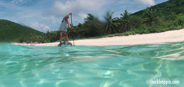 paddleboarding-jost-van-dyke