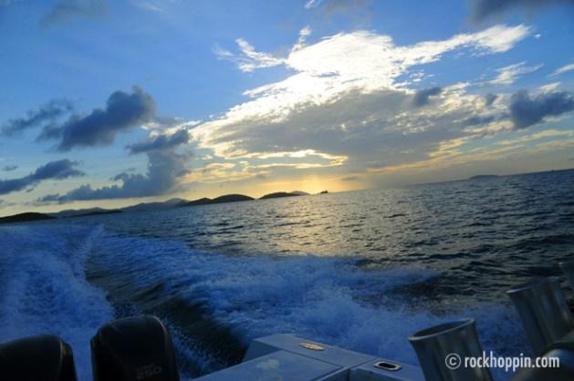 Rockhoppin' Charters Sunset Cruise