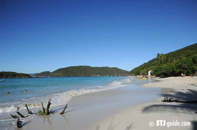 cinnamon-bay-beach-stjohn-usvi