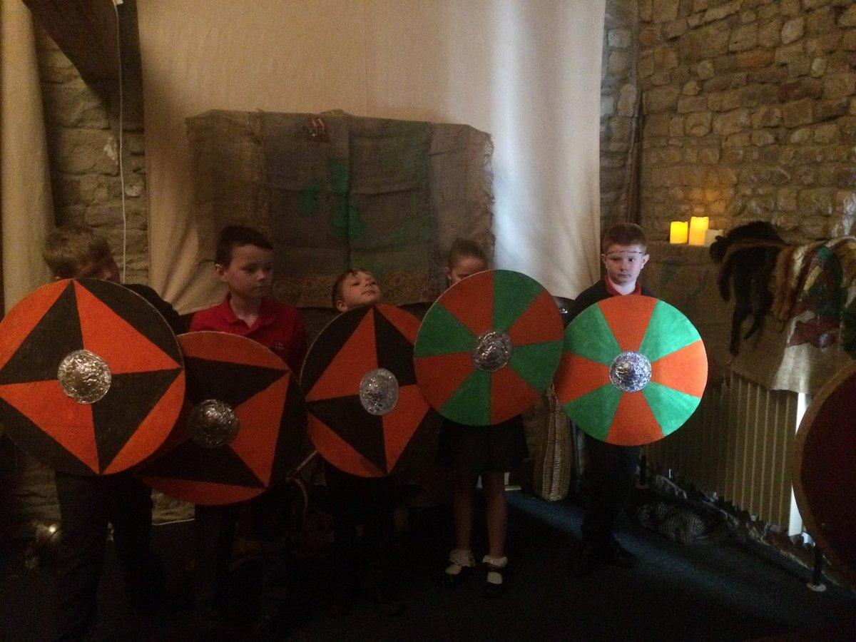 Year 5 Vikings Trip