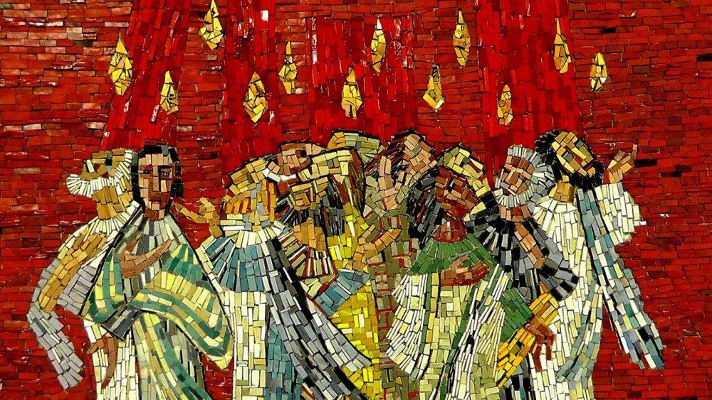 The Church: Fullness of Christ Image