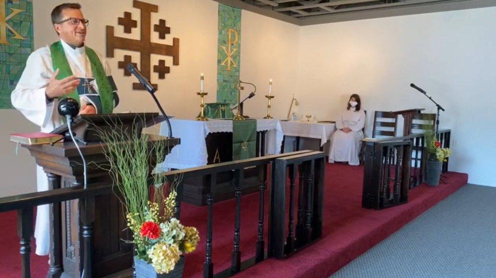 Baptismal Prayers Image