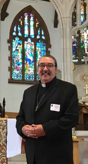 Bishop-Elect of the Diocese of Saskatoon Rev. Chris Harper