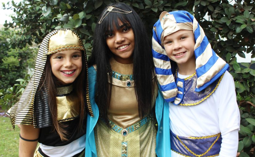 Grade 5 Egyptian Day