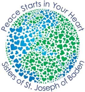 Peace starts in your heart - Sisters of St. Joseph of Baden