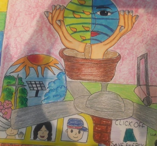 Science Poster Making Competition