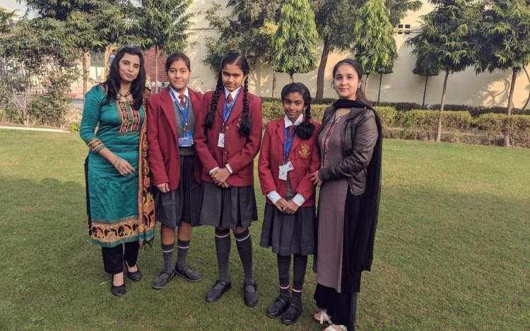 Rawal Inter-School Competition