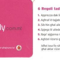Laqgħat dwar Internet Safety