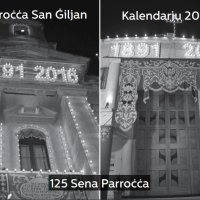 Kalendarju tal-Parroċċa 2016