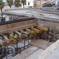 Iżjed Xogħol fuq iz-Zuntier tal-Knisja Parrokkjali