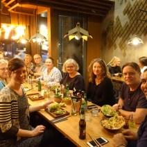 Gjennom møtene fikk deltakerne mange nye ideer til spennende prosjekter, og anledning til refleksjon over eget arbeid. Ikke minst styrket turen fellesskapet i STL Bergen, og ga ny giv til tros- og livssynsdialogen i Bergen.