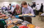 St. Louis mosque holds first in a series of Ramadan meals