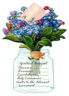 Spiritual bouquet catholic