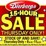 Dierbergs Coupon Match Up November 11th-17th