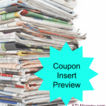 Coupon Insert Preview August 13th