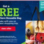 FREE Shop 'n Save Reusable Bag