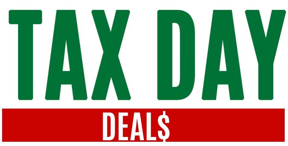 tax day freebies st louis