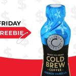 Shop 'n Save FREE Culinary Circle Ready-to-Drink Cold Brew Coffee