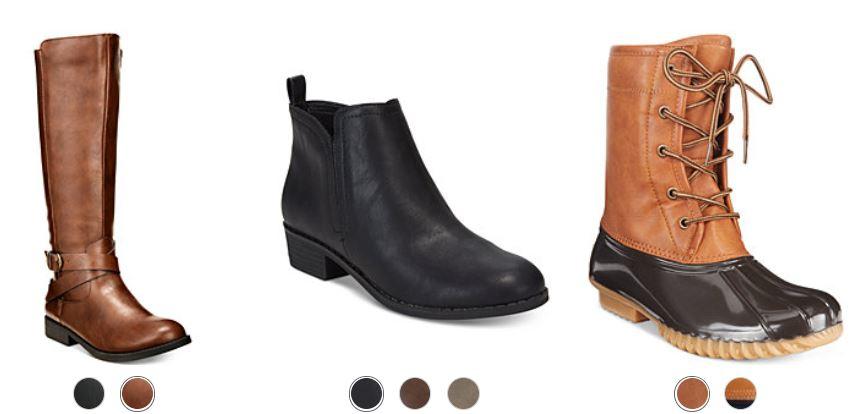 Women's Shoes, Boots \u0026 Booties Buy One